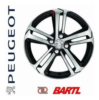 Llanta Aleación 15 Peugeot 208 Gti Replica Plan Recambio