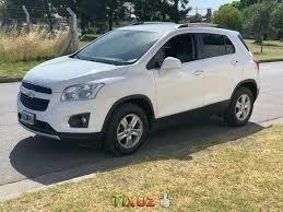 Chevrolet Tracker Ltz Automática. Único Dueño Vende !!!
