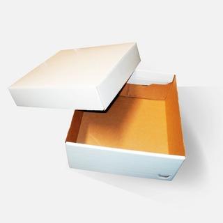 Caja Para Tortas O Postres - Nuevas - (30 X 27 X 12 Cm)