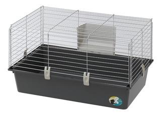 Jaula Ferplast Cobayos Conejos 77 X 48 X 42 Cm / 12 Cuotas
