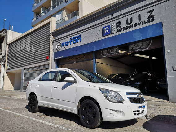 Chevrolet Cobalt Lt Ex Taxi 2015 Inmaculado Diesel Extrafull