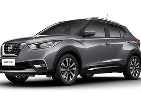 Nissan Kicks 1.6 Exclusive Cvt - Tasa 0 En Pesos Hasta 40%