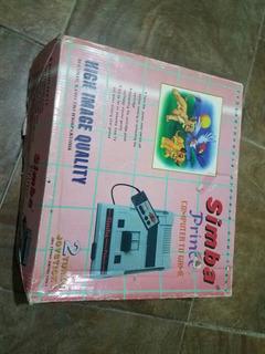 Caja Para Family Game Simba Prince