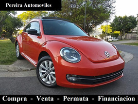 100 % Financiado En Ui ¡¡ New Beetle En Garantia !!!