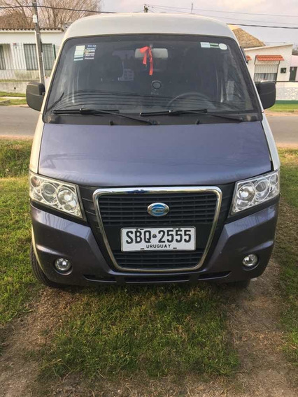 Gonow Mini Van Way 1.0 Cargo 2013