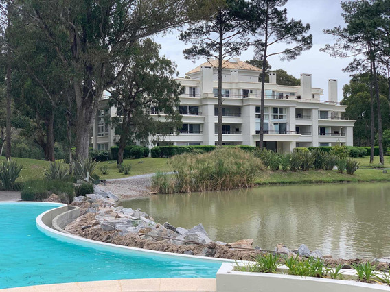 Apartamento Dos Ambientes En Complejo Green Park Solanas