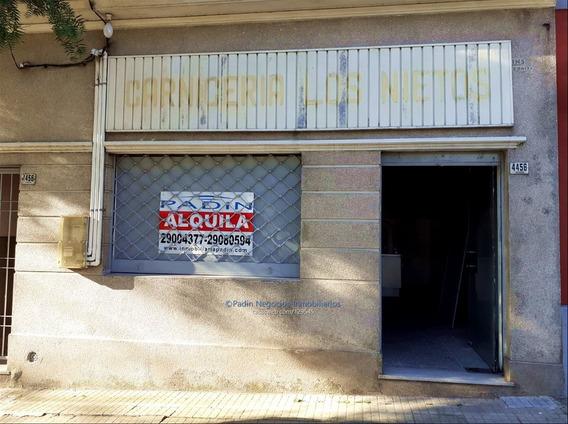 Alquiler Local Comercial En Belvedere (ex Carnicería)