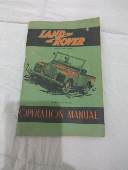 Land Rover Serie 1 1951