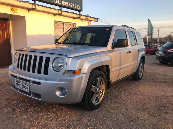 Jeep Patriot Limited 4x4 2008
