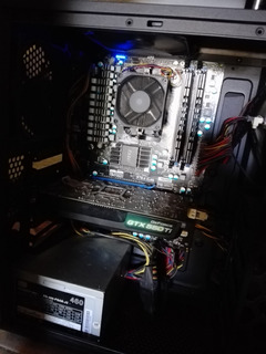 Pc Gamer Gama Media Amo Ddr, Fx 6300, 8 Gb Ram, 1 Tb Discon.