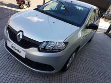 Renault Logan Expression 4p 0km Anticipo Y Burdeos Cuotas 1