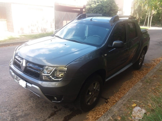 Renault Duster Oroch 2.0