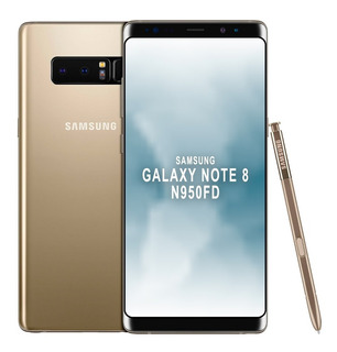 Celular Samsung Galaxy Note 8 N950fd 64gb 6 Gb Ram Segurcell
