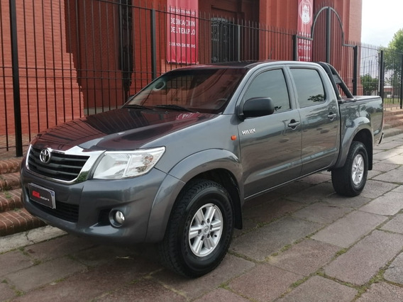 Toyota Hilux 2.7 Nafta 2016 4x4 (( Gl Motors )) Financiamos!