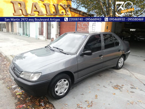 Peugeot 306 1995 Excelente Estado Financio Permuto