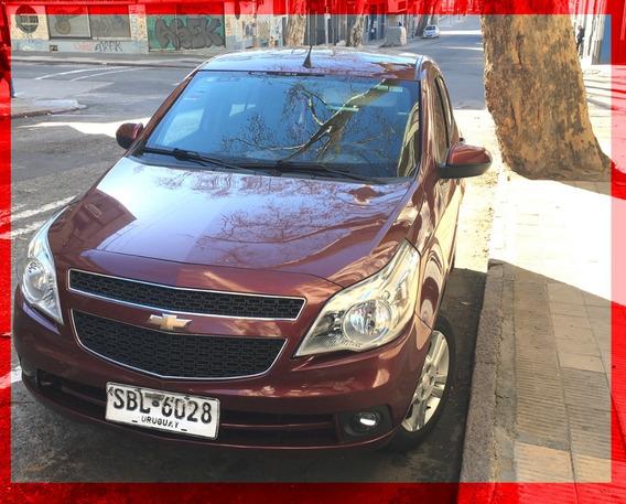 Agile Ltz Extra Full Chevrolet Servicio Oficial Muy Bueno
