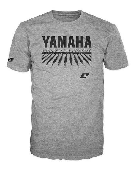 Remera Yamaha One . Nueva Sin Uso. Original