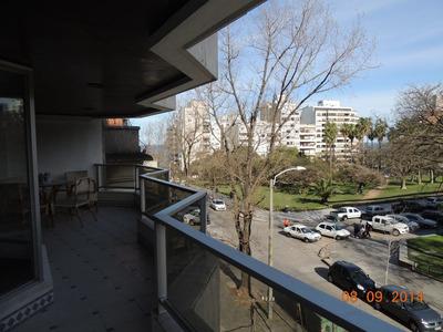 Apartamento Espectacular En Punta Carretas Frente Al Parque
