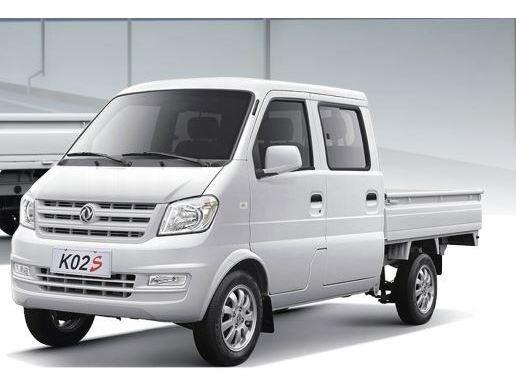 Dfsk K02 Doble Cabina Aire Y Dirección Iva Incluido 1.200 Cc