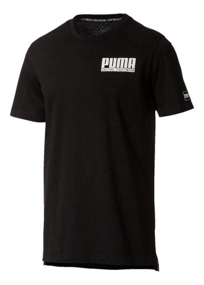 Remera Hombre Puma Style Athletics 850031 - Global Sports