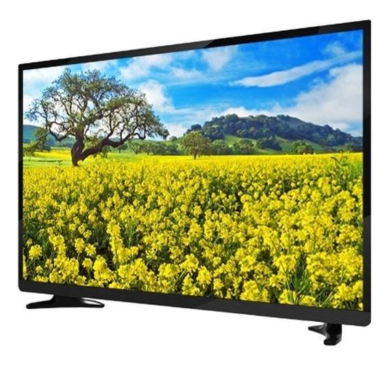 Televisor Tv Led Kiland 32´ Hd 2xusb 2xhdmi 2 Controles