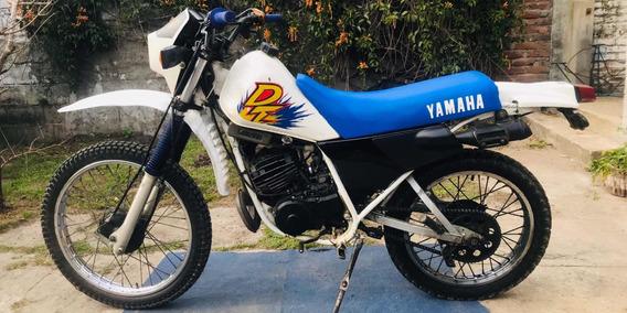 Yamaha Dt 125 .