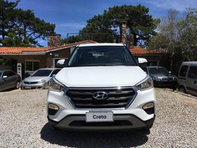 Hyundai Creta 2018 / Caja De 6ta/ Desde 32990 Usd