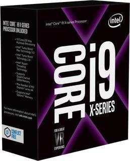 Cpu Intel Core I9 7900x X-series 2066 Box S/fan