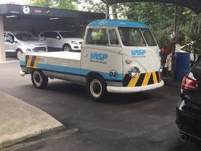 Vw Kombi Pick Up 1975 - Corujinha (single Cab Cabrita Bus)