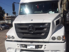 Camión Mercedes 1624 ** U N I C O ** Año 2014 Joya