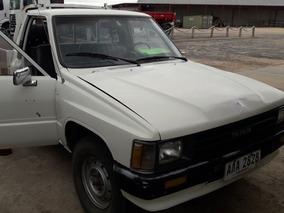 Toyota Hilux 2.4 S/cab 4x2 D 1988