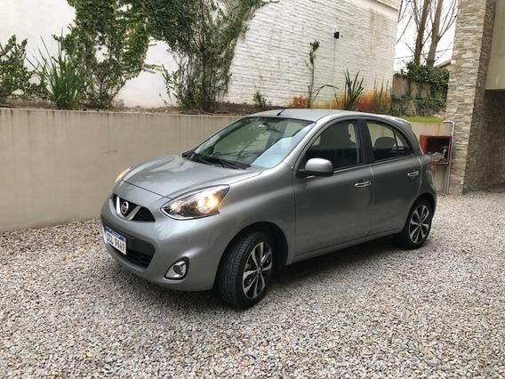 Nissan March Extra Full 1.6 - Como Nuevo