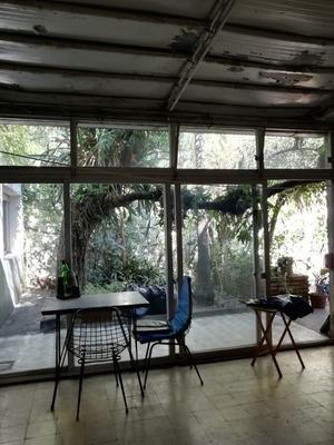 Gran Terreno Con Casa En La Aguada. Cód #294