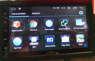 Radio Multimedia Android 8.0 ,2gps *bt ***instalada***