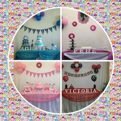Llave De Salon De Fiestas Infantiles Y Eventos