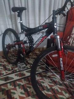 Bicicleta Mongoose
