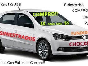 Chevrolet Classic Compross Chocado Fundido $$