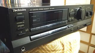 Technics Av Receiver Sa Gx130
