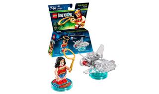 Figura Dimensions Wonder Woman Fun Pack