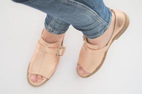 Sandalia- Génova- Art 327- Leiden Shoes