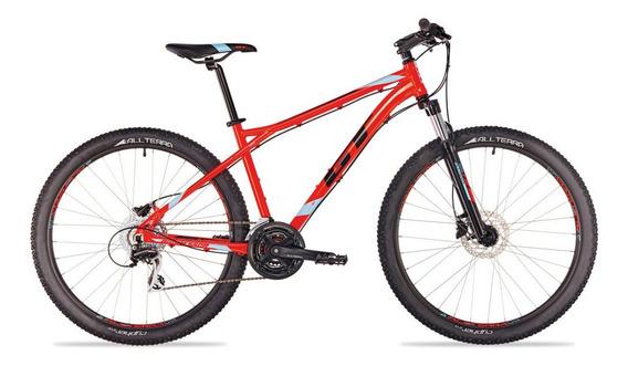Bicicletas Gt Aggressor Agressor Expert 27.5 Talle L Red