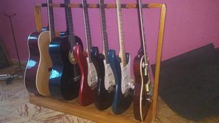 Pie, Soporte, Guitarra