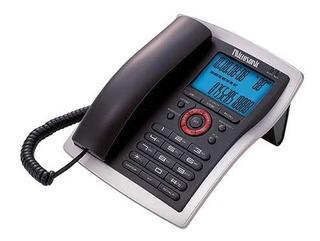Telefono De Mesa Con Captor Pantalla Lcd Microsonic-ms