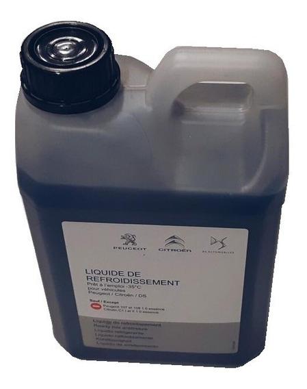 Liquido Refrigerante Peugeot Original 2 Litros