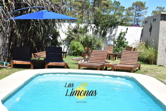 Alquiler Casas C/piscina, Aire/a, Wifi, Directv, Parrillero
