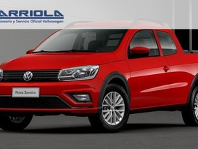 Volkswagen Saveiro Doble Cabina Power 2018 0km - Barriola