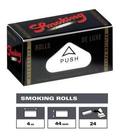 Hojilla Smoking Deluxe Rolls 4 Mt