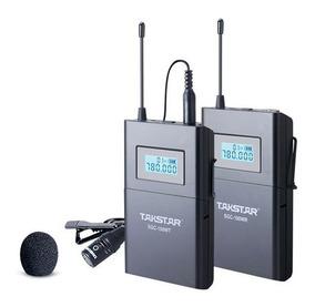 Sistema Inalambrico Entrevistas Solapero Takstar Sgc-100w