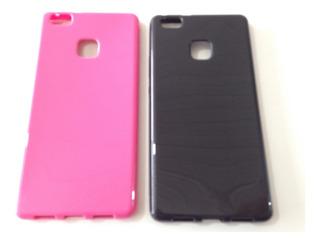 Tpu Lisos De Colores, Para Huawei P9 Lite