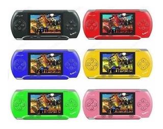 Consola Portatil Con Pantalla Incluye Juegos Recargable Mf